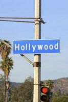 En liste over steder at se i Hollywood