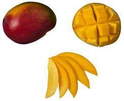 Hvordan til at tjene en Mango rå
