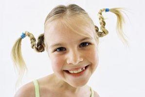 Sådan hjerte frisurer for børn