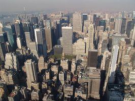 Top 10 steder at se i NYC