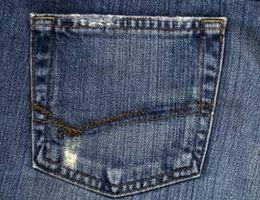 Hvordan man laver en Cool Jean jakke