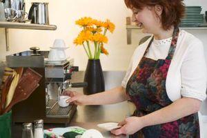 Kan du male Instant jorden Espresso for at gøre Espresso pulver til bagning?