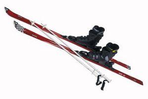 Hvordan skal jeg afhænde gamle ski i Colorado?