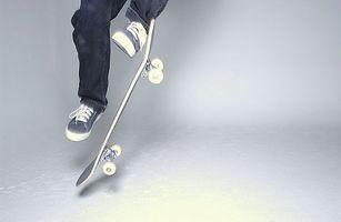Hvordan man gør en Kickflip på et Skateboard