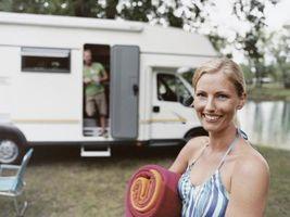 RV Campingpladser i nærheden af Nags Head