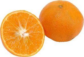 Sådan Carve roser fra Orange skiver