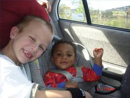 Vejen sikkerhedstip til børn