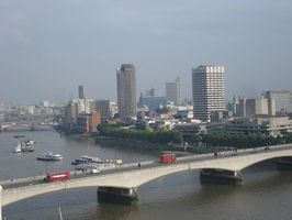 Ti største byer i England
