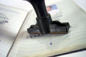 Hvordan man kan rette en gemt visumansøgning