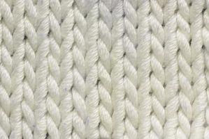 Hvordan til at løsne Strik på en uld Sweater