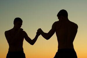 Hvordan at øge udholdenhed, boksning