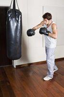 Sådan at træne dine arme til at Punch hårdere & hurtigere