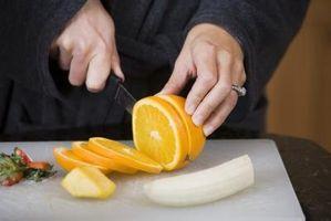 Erstatninger for Orange skiver