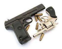 Pistol sikkerhedsklasser