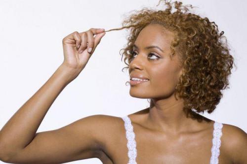 Hvordan til at håndtere sammenfiltret African American hår