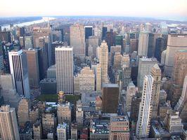 Gode, billige hoteller i Manhattan, NY