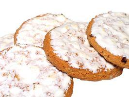 Sådan fryse russisk te Cookies