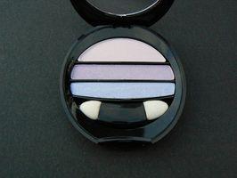 Hvordan man kan anvende øjenskygge farver & gør det ser godt