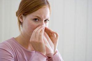 Hvordan du holder din næse varm