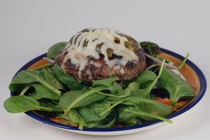 Let aftensmad ideer med hakket oksekød