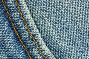Forskellen mellem røde fane & signatur serie Jeans
