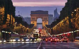 Top-Rated steder til besøg i Europa i oktober