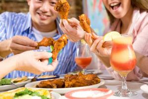 Hvordan kan du gøre Wing Sauce Stick til vingerne bedre?