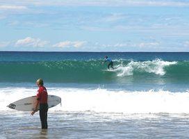 Billige Surfing ferier