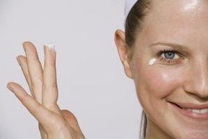 Hvordan at slippe af solpletter på dit ansigt
