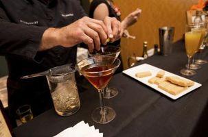 Hvordan man laver den perfekte Brandy Manhattan