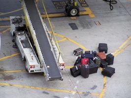 British Airways bagagen grænser