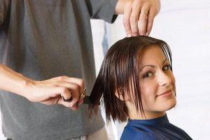 Frisurer til korte & Medium tykt hår