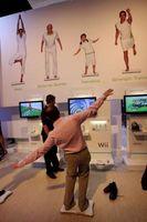 Wii Fit træning for overvægtige