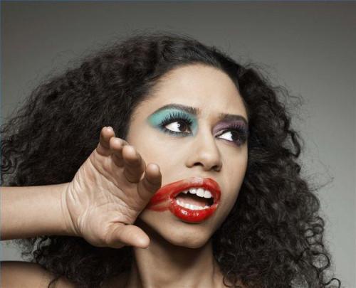 Sådan Fix udtværet Makeup