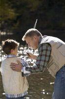 Sådan Giv en Kids fiskeri Seminar