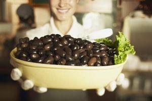 Sådan spiser sorte oliven